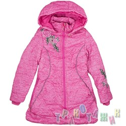 Куртка демисезонная для девочки, м.72237