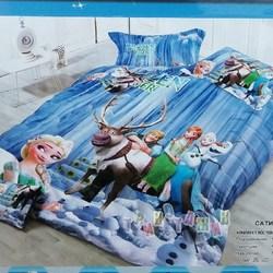 Комплект постельного белья, Frozen (полуторный)