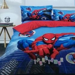 Комплект постельного белья, Spider-Man (полуторный)