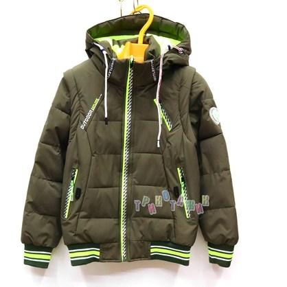 Куртка-жилетка демисезонная, 203