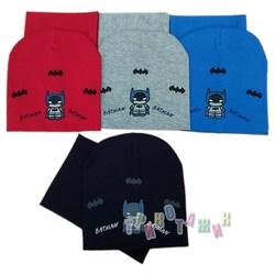 Комплект шапка и хомут, Batman