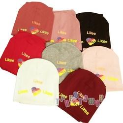 Комплект шапка и хомут, Likee