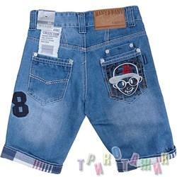 Бриджи джинсовые, м.1011