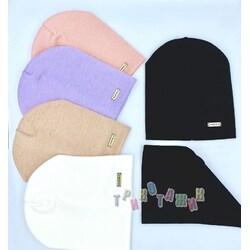 Комплект подростковый, шапка и хомут, М135