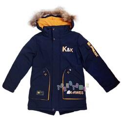 Куртка зимняя, K&K