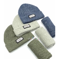 Комплект зимний, шапка и хомут, Vogue
