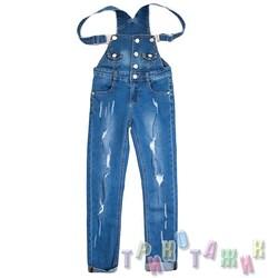 Комбинезон джинсовый, м.33592