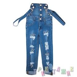 Комбинезон джинсовый, м.33636