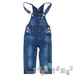 Комбинезон джинсовый, м.33597