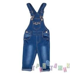 Комбинезон джинсовый, м.33512