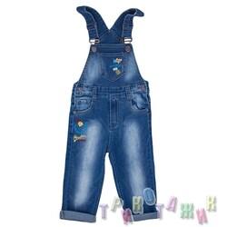 Комбинезон джинсовый, м.13162