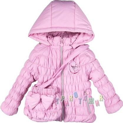 Куртка для девочки м. Е-253. Сезон весна-осень