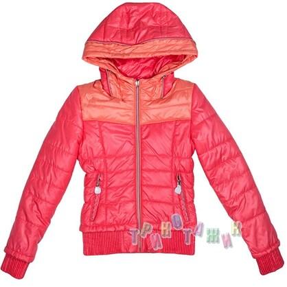Куртка для девочки м. 24001. Сезон весна-осень