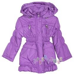 Куртка для девочки м. 306-256. Сезон весна-осень
