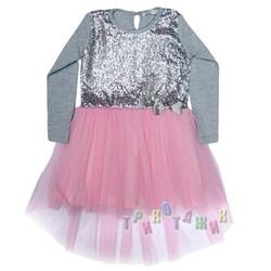 Платье для девочки м. 12686