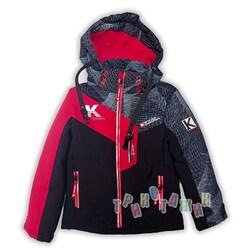 Куртка демисезонная двусторонняя, W2125
