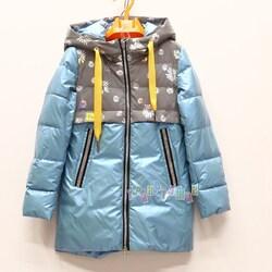 Куртка демисезонная для девочки, 8865