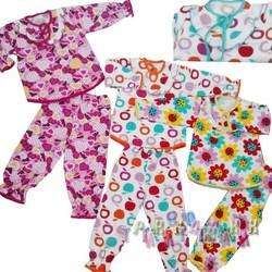 """Пижама для девочки """"Мальвина"""" футер цветной"""