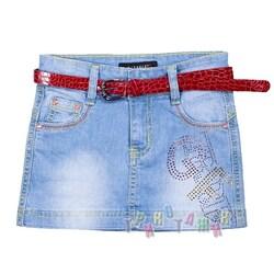Юбка джинсовая, м.389
