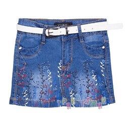 Юбка джинсовая, м.9067