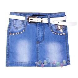 Юбка джинсовая, м.9143