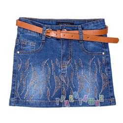 Юбка джинсовая, м.9221