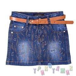 Юбка джинсовая, м.9225