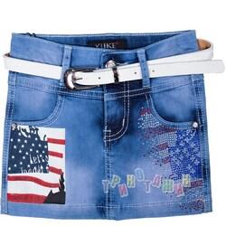 Юбка джинсовая, м.714