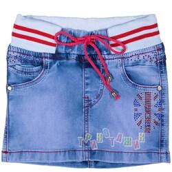 Юбка джинсовая, м.9640
