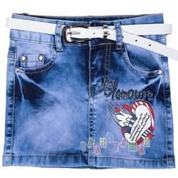Юбка джинсовая, м.186