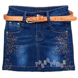 Юбка джинсовая, м.30951