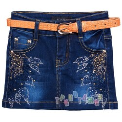 Юбка джинсовая, м.30287