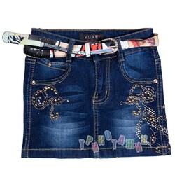 Юбка джинсовая, м.155