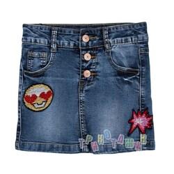 Юбка джинсовая, м.33536