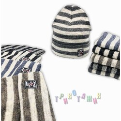 Комплект детский, шапка и хомут, М10521