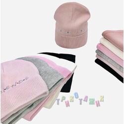 Комплект детский, шапка и хомут, МЗ1221