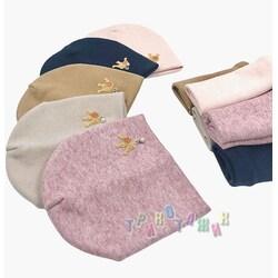 Комплект детский, шапка и хомут, МЗ2421