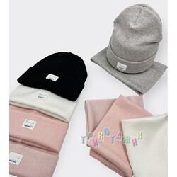 Комплект детский, шапка и хомут, МЗ3121