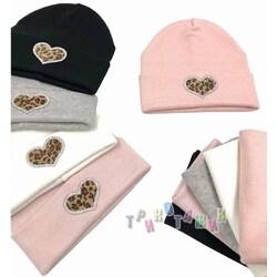 Комплект детский, шапка и хомут, МЗ5421