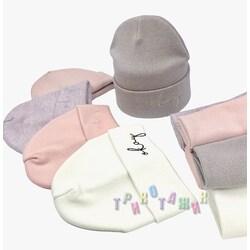 Комплект детский, шапка и хомут, МЗ5221