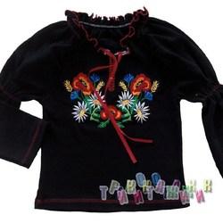 Блуза Дошкольная с длинным рукавом