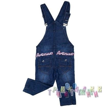 Комбинезон джинсовый для мальчика м.3810 (Турция)