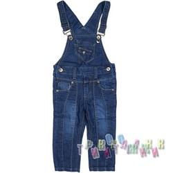 Комбинезон джинсовый для мальчика м.7658 (Турция)