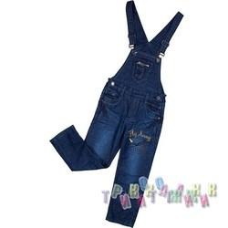 Комбинезон джинсовый для мальчика м.7383 (Турция)