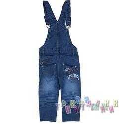 Комбинезон джинсовый для мальчика м.7542 (Турция)