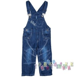 Комбинезон джинсовый для мальчика м.3709 (Турция)