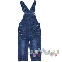 Комбинезон джинсовый для мальчика м.7381 (Турция)