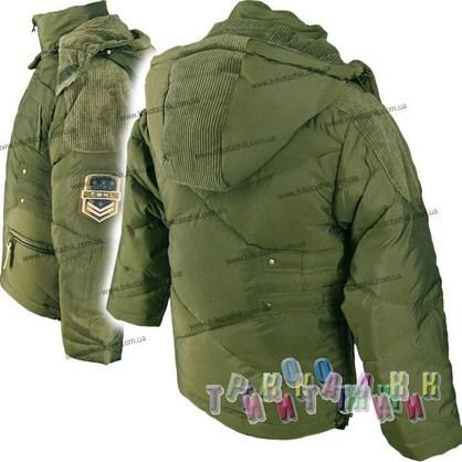 Куртка Style. Цвет хаки. Сезон весна-осень