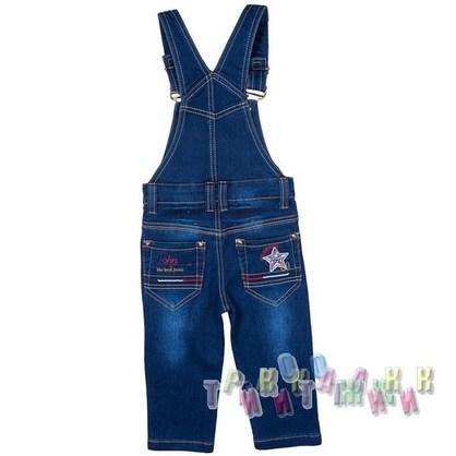 Комбинезон джинсовый для мальчика м.11176 (Турция)