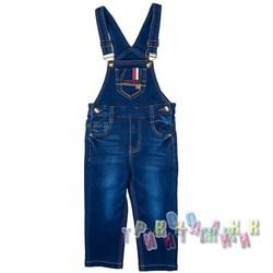 Комбинезон джинсовый для мальчика м.11182 (Турция)